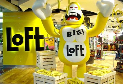 แนะนำ งานพาร์ทไทม์ ช่วงเทศกาลปีใหม่ ประจำร้าน LOFT รายได้วันละ 350 บาท + O.T.
