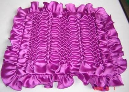 หางานทําที่บ้าน งานฝีมือทำผ้าสม๊อค รายได้เสริม ไม่ประสบการณ์เราสอนงานให้
