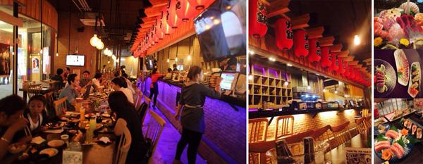 งาน part time ร้านอาหาร ญี่ปุ่น ฝ่ายบริการร้านอาหาร เเละบาร์