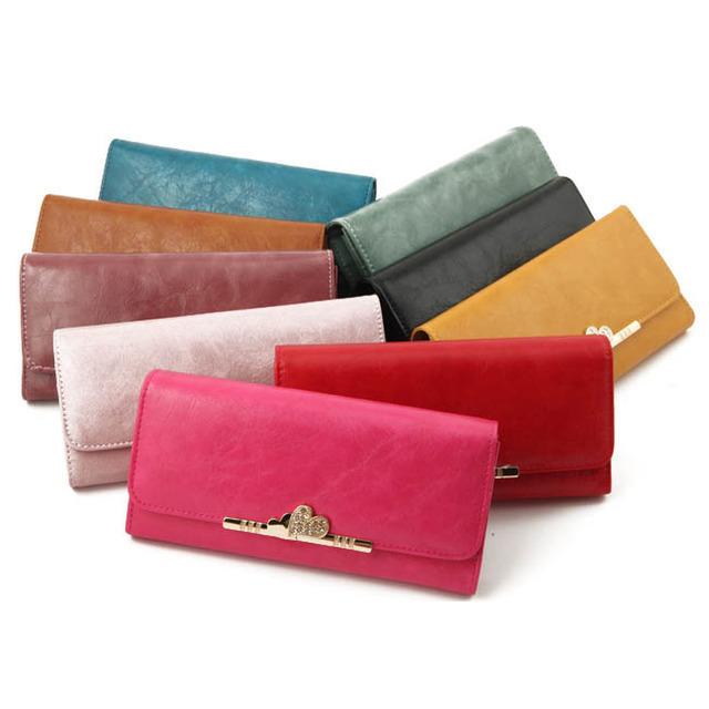 กระเป๋าสตางค์สีไหนใช้แล้วรวย ใช้แล้วเฮง เงินเข้ากระเป๋าเข้ามาไม่ขาด