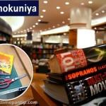 งาน part time เสาร์อาทิตย์ งานห่อปกหนังสือ ร้านKinokuniya