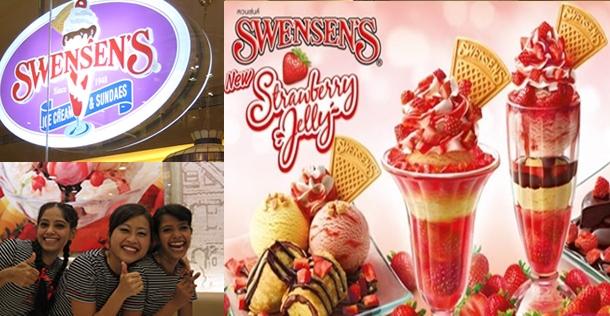 รับสมัครงาน Part time Swensen's ชั่วโมงละ 41 บาท อายุ 15 ปีขึ้นไป