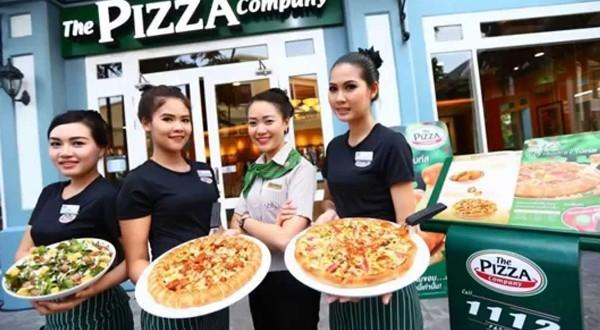 รับสมัครพนักงาน Part time The Pizza Company ชั่วโมงละ 40 – 55 บาท