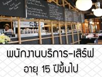 งาน Part Time ร้านอาหารไทย-อิตาเลี่ยน Greyhound Cafe