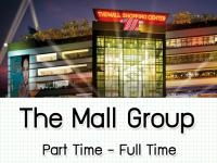 The Mall รับสมัครพนักงาน Part Time - Full Time หลายอัตรา