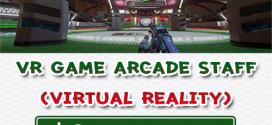 งาน Part Time ดูแลเกมส์อาเขต VR (ชั่วโมงละ 52-60 บาท)