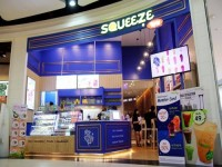 งาน Part Time - Full Time ประจำร้าน Squeeze by Tipco