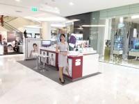 พนักงานขาย BA PC ที่ห้างสรรพสินค้า