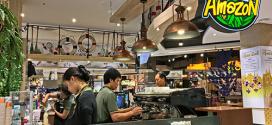 รับสมัครพนักงานร้านกาแฟ Cafe Amazon หลายสาขา