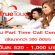 True Touch รับสมัครงาน Part Time Call Center (วันละ 520-1,000 บาท)