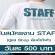 รับสมัครงาน STAFF ดูแล Shop สินค้ากีฬา (วันละ 500 บาท)