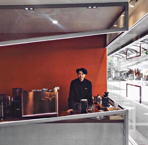 รับสมัครพนักงานประจำร้านกาแฟ Habit Cafe